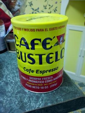 café bustelo espresso is some damned good coffee! | random