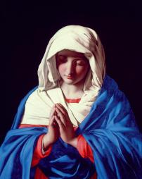 the-virgin-in-prayer-il-sassoferrato